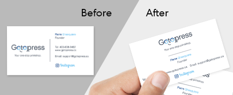Design Edits Service 2 tamplate modification Gotopress - Canada Printshop