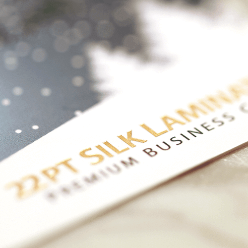 22pt Silk Laminated Hang Tags 1 22pt Silk Laminated Business Card gallery3 Gotopress - Canada Printshop