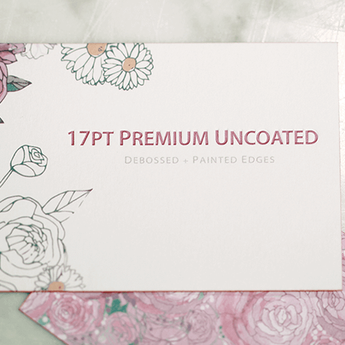 17pt Premium Uncoated Business Card 2 17pt Premium Uncoated Business Card gallery1.1 Gotopress - Canada Printshop