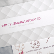 Custom Printed Hang Tags 9 24pt Premium uncoated business card gallery2 Gotopress - Canada Printshop