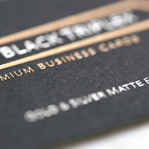 28pt Black Triplex Uncoated Business Card 3 28pt Black Triplex Uncoated Business Card gallery11 Gotopress - Canada Printshop