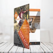 Brochures 3 60lb Text Half Fold Bochure Gotopress - Canada Printshop