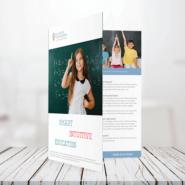 Brochures 4 80lb Text Half Fold Bochure Gotopress - Canada Printshop