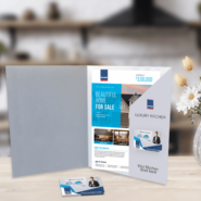 Presentation Folders 1 9x12 Pocket Folder Custom Print Gotopress - Canada Printshop