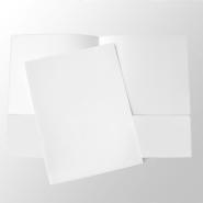 Blank Presentation Folders