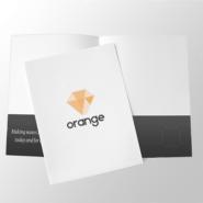 Standard Presentation Folders