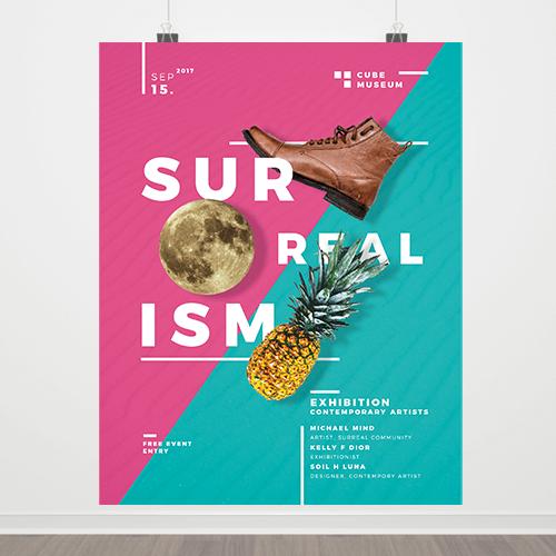 22x28 - 100lb Gloss Text Posters 1 22x28 posters Gotopress - Canada Printshop