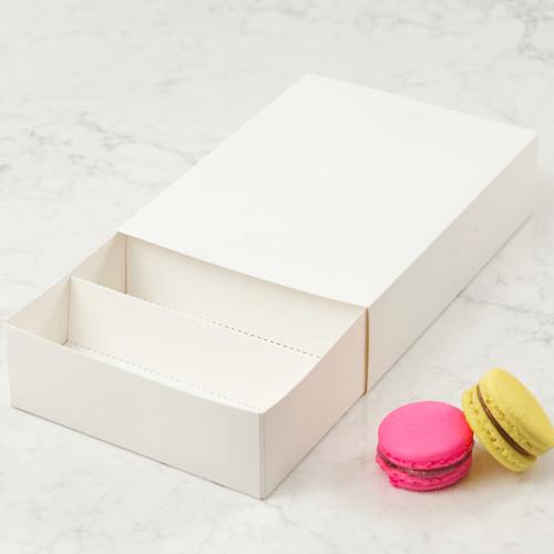 24 Macaron Box (Tuck & Fold) 2 24 Macaron Box Tuck FoldSide Gotopress - Canada Printshop