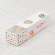 Macaron Box 8 6 Custom Print Macaron Box Tuck Fold Gotopress - Canada Printshop