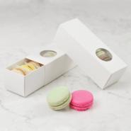 Macaron Box 4 6 Macaron Box Tuck Fold Gotopress - Canada Printshop