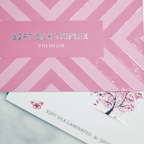 32pt Silk Triplex Premium Hang Tags 1 32pt Silk Matte hang tags Gotopress - Canada Printshop