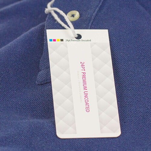24pt Premium Uncoated Hang Tags 2 Hang Tag 24pt Premium Uncoated Gotopress - Canada Printshop