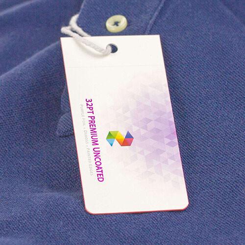 32pt Premium Uncoated Hang Tag 2 Hang Tag 32pt Premium Uncoated Gotopress - Canada Printshop