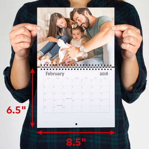 Mini wall Calendars 1 image11 Gotopress - Canada Printshop
