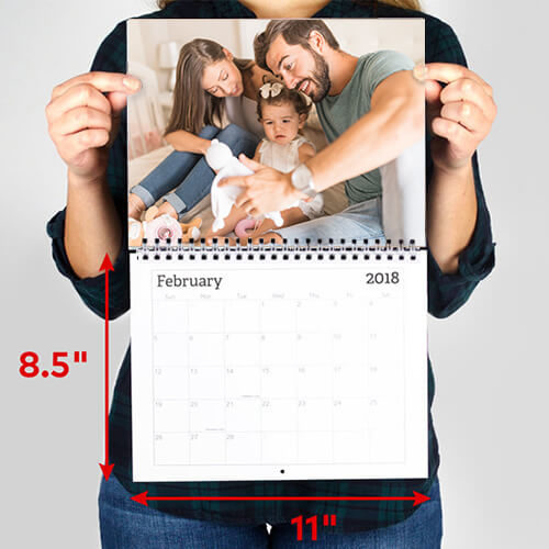 Classic Calendar 1 image2 Gotopress - Canada Printshop