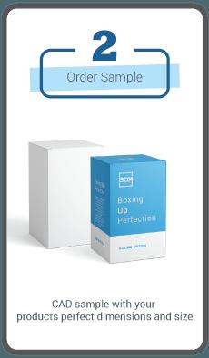 Genius Custom Printed Packaging and Boxes 7 Order Sample 2.0step Gotopress - Canada Printshop