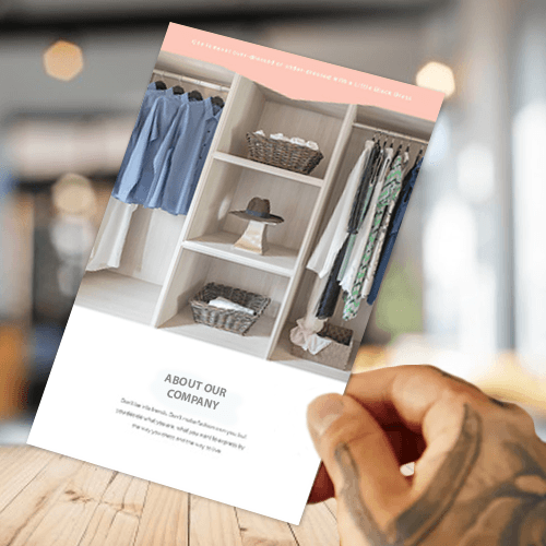 Postcards 1 Vertical Postcards flyers Gotopress - Canada Printshop